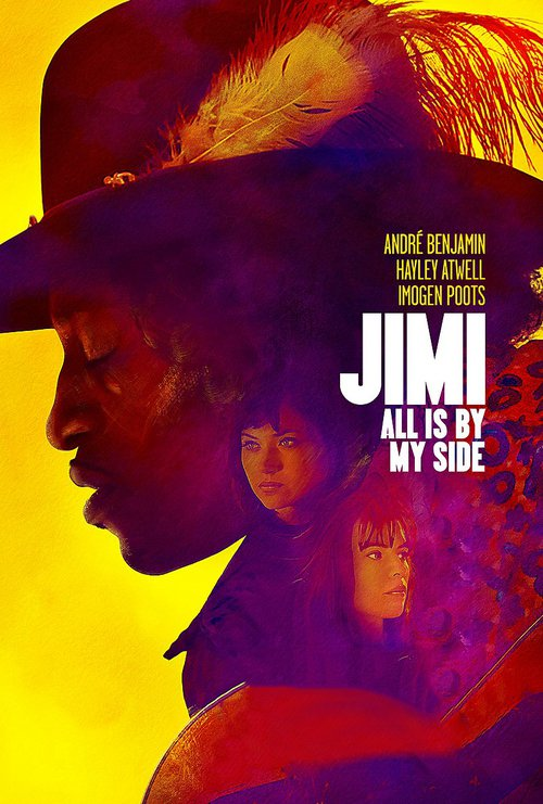 Biglietti JIMI: ALL IS BY MY SIDE