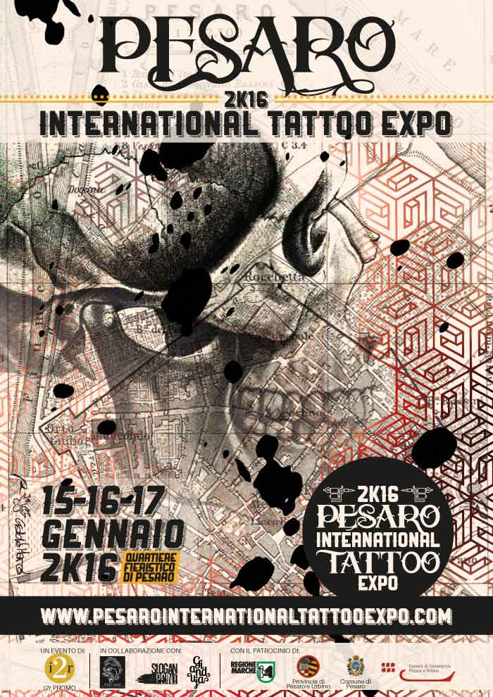 Pesaro International Tattoo Expo