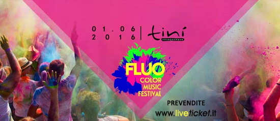 FLUO - Color Music Festival
