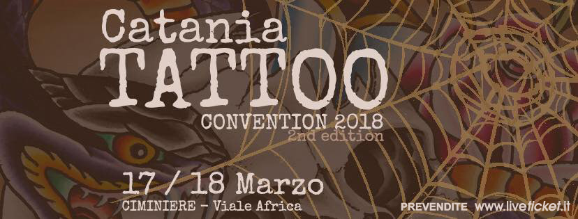 Catania TATTOO Convention 2018