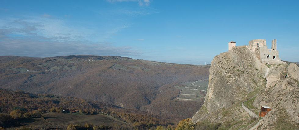 Parco della Grancia - Brindisi Montagna (PZ) La storia bandita