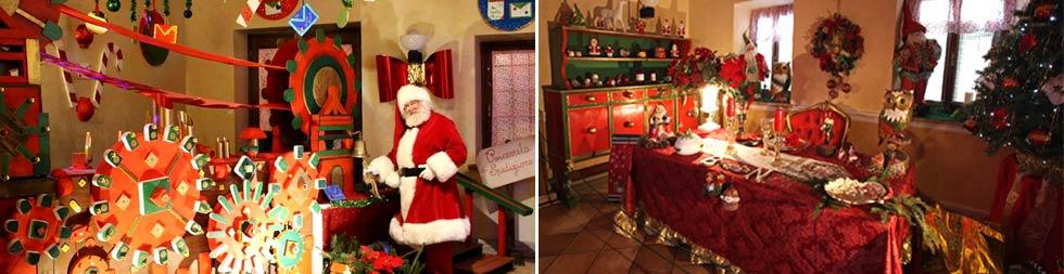 Dove E La Casa Di Babbo Natale.Biglietti Per Il Mondo Di Babbo Natale