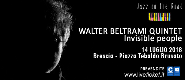 Walter Beltrami Quintet Invisible people