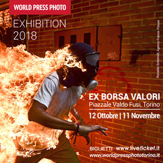 Ingresso mostra World press Photo Torino