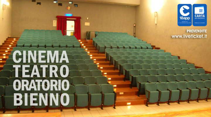 Cinema Teatro Oratorio Bienno (BS)