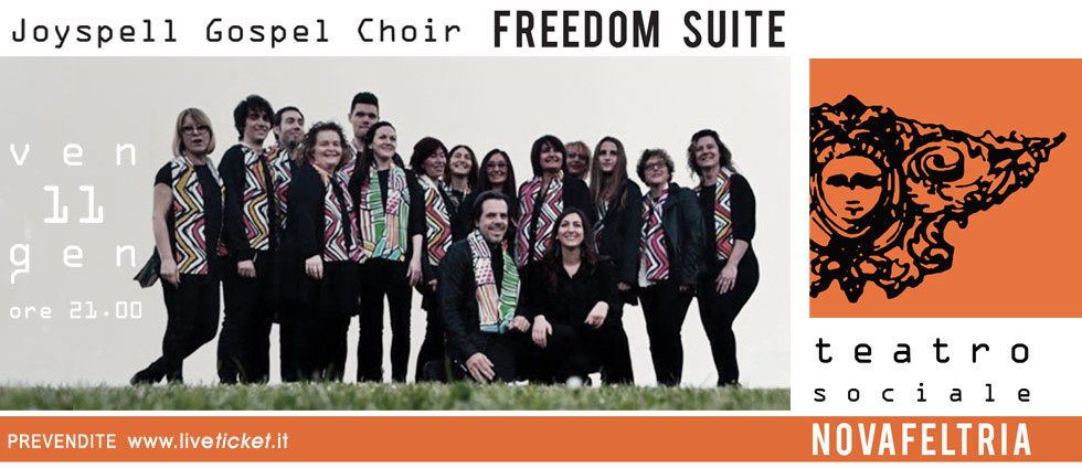 Joyspell Gospel Choir FREEDOM SUITE