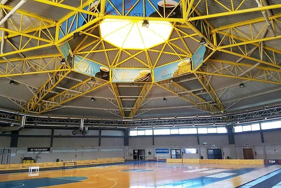 Supercoppa. La Dinamo Sassari candida il Geovillage di Olbia per il girone D