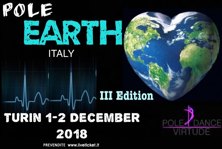 Pole Earth 2018