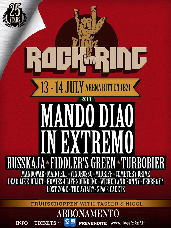 Rock im Ring 2018