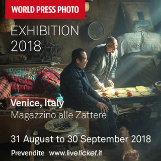 Ingresso Mostra World Press Photo 2018 Venezia