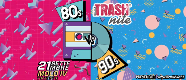 TRASH NIGHT 80VS90 @ MOLO 4