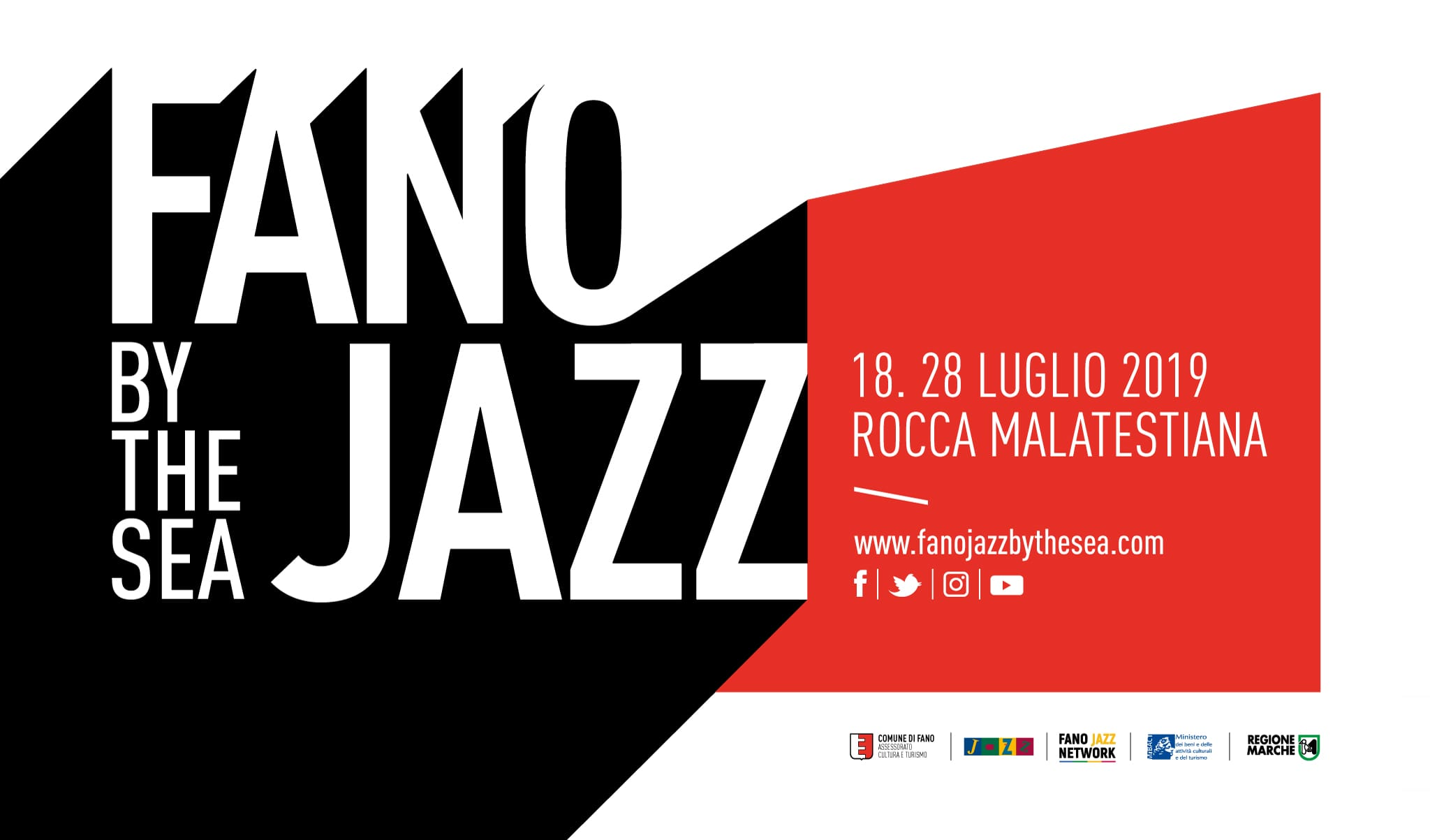 Fano Jazz festival by the Sea 2019