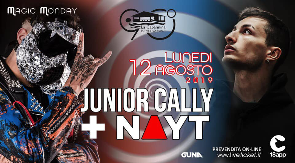 Junior Cally + Nayt