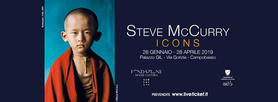 """Icons"" Steve McCurry"