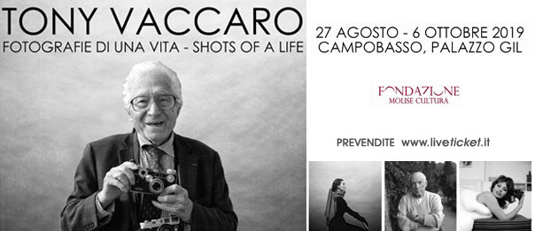 SHOTS OF A LIFE - Tony Vaccaro