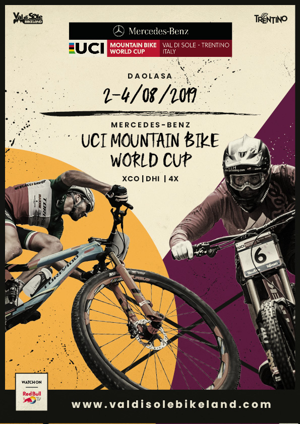 UCI Mountain Bike World Cup VAL DI SOLE