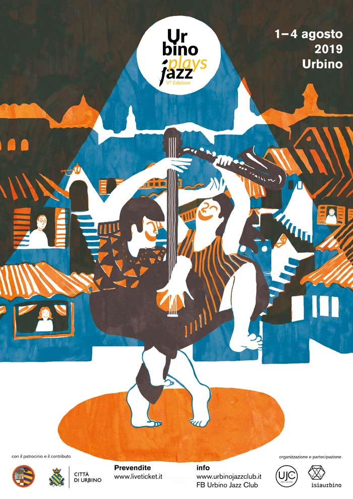 Urbino plays jazz