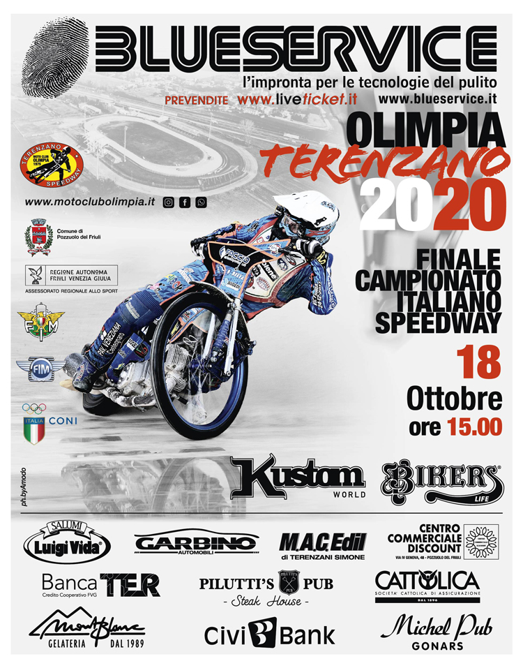 FINALE CAMPIONATO EUROPEO SPEEDWAY A COPPIE