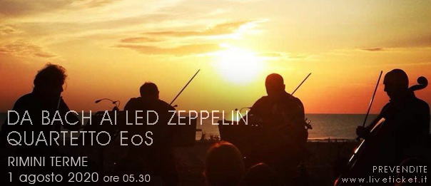 Da Bach ai Led Zeppelin Quartetto EoS