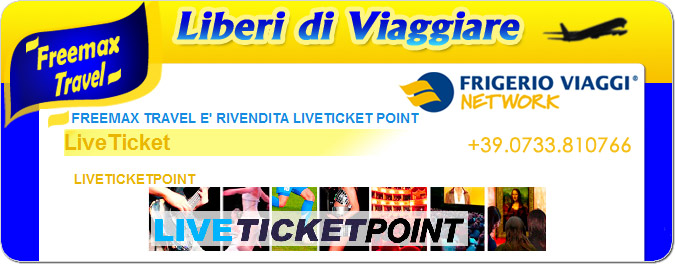 Liveticket Point Freemax Travel